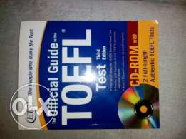 Toefl IBT (CD's not included)