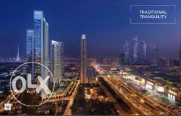 own your home downtown dubai starting 136000 OMR by emaar