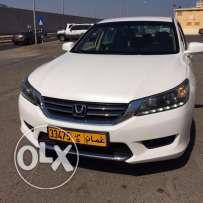 Honda Accord model 2013 Mileage 59000 Service Agency
