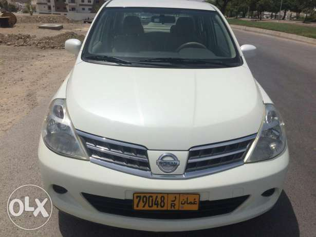 Nissan Tiida model 2009 fullautomatic