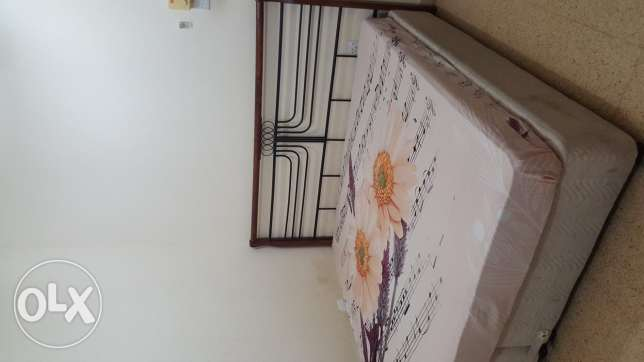 King size double beds with raha mattress