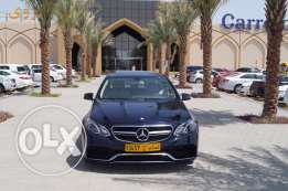 Mercedes E 350 4matic 2014