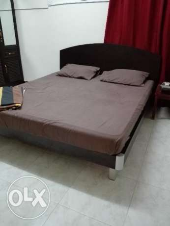 Bed+mattress for sale!