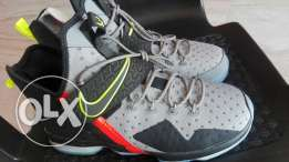 King James shoes