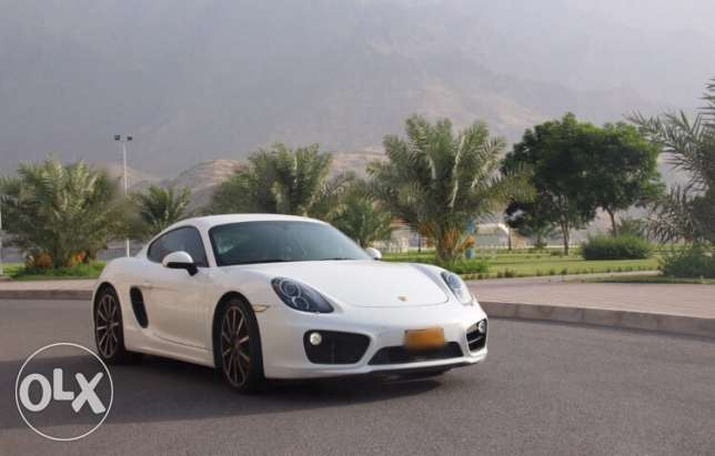 Porsche Cayman S for sell مسقط -  1