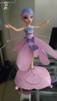 Flutterby flying fairy doll for kids