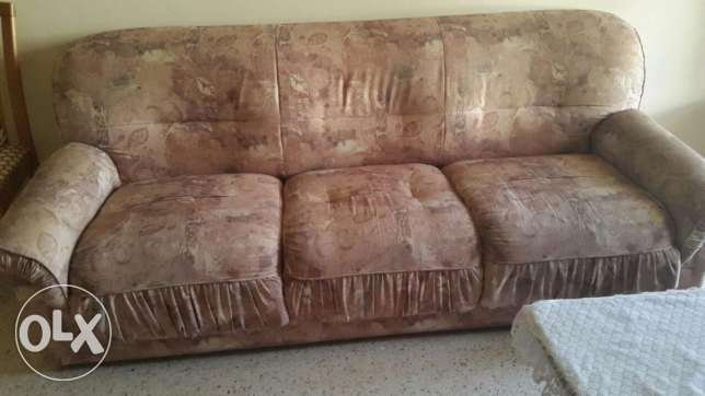 5 seater sofa set مطرح -  3