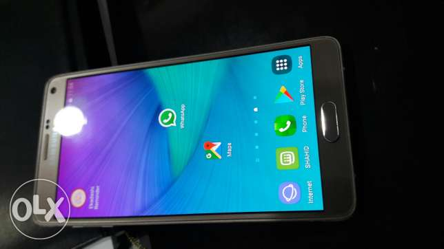 Note 4 Samsung for sale