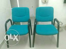 Sale chairs one by 10 rials and two chairs by 20 rials
