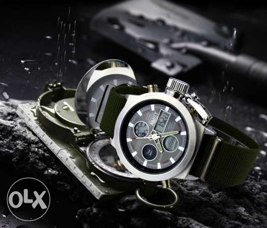New AMST Watches Men water resistant urgent sale مسقط -  2