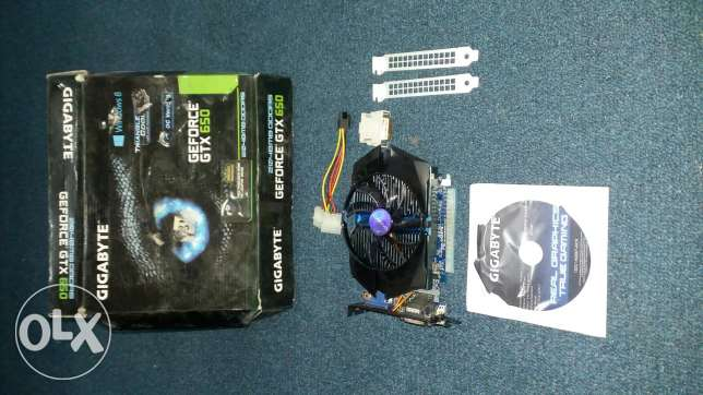 Graphics Card مسقط -  1