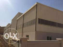 KP 237 Spacious Warehouses in RUSAYL for Rent