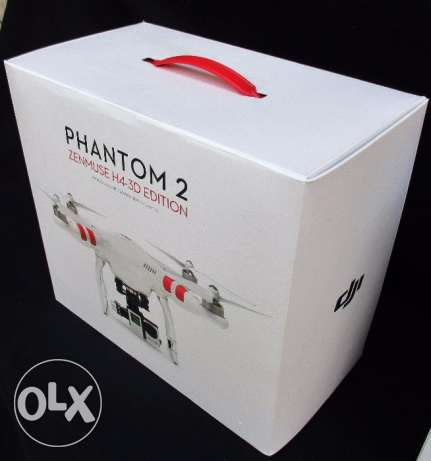 DJI Phantom 2 Quadcopter V2 Drone With 3-Axis