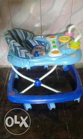 Buy only OMY 38.99 Baby car &walker