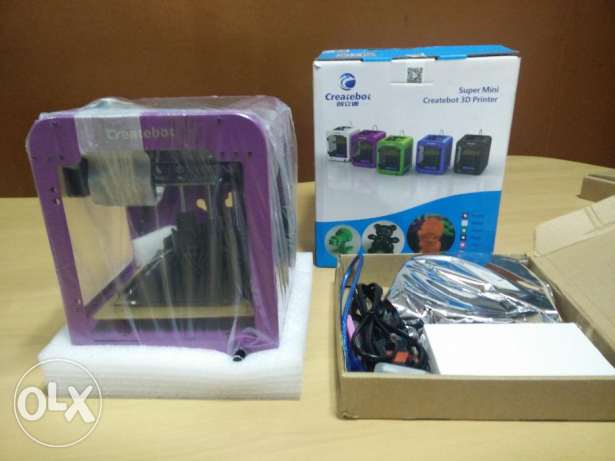 3D Printers For Sale. Limited Stock صلالة -  2