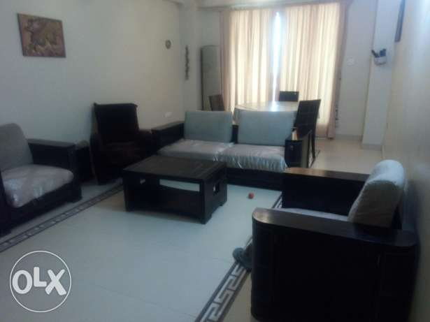 2BHK Fully furnished flat at Azaiba -Al Nadha Tower 1