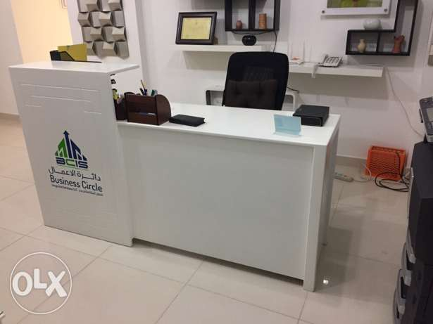 Office Furniture for Sale (barely Used) السيب -  6