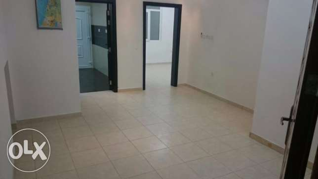 Azeba full ground floor 1 BHKCompound near sea electicty water wi fi