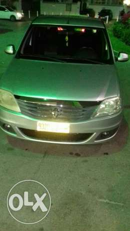 Expat Driven Renault Logan with excellent Condition