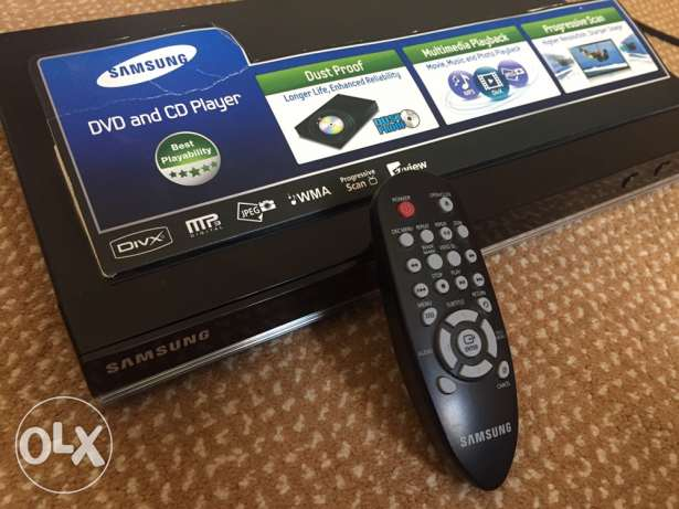 New top quality Samsung DVD player HD