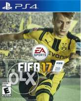 Fifa 17 ps4 game
