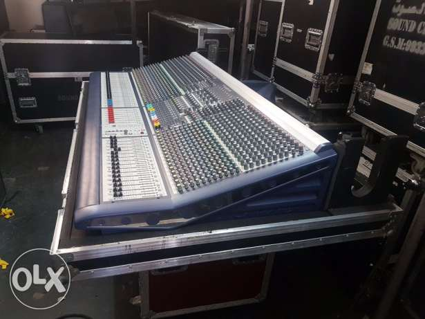 Soundcraft MH2 48ch & GB8 32ch for Sale