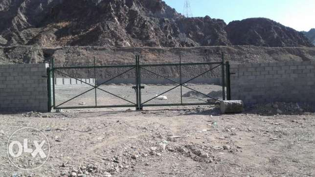 Open Land Available For Rent in Wadi Kabir