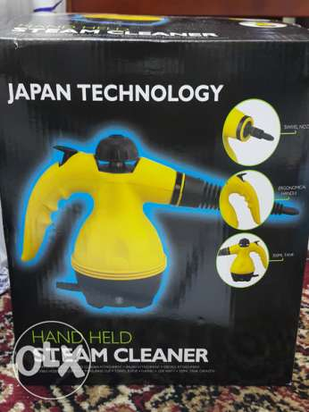 منظف البخار (STEAM CLEANER)