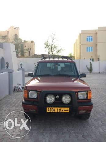 Land Rover Discovery II 2000