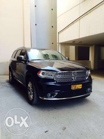 Urgent sale Dodge Durango driven 48500 km. Good condition. مسقط -  2