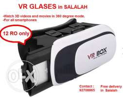 VR 360 3D GLASSES/BOX for all smartphones NOW 8 RIAL only !