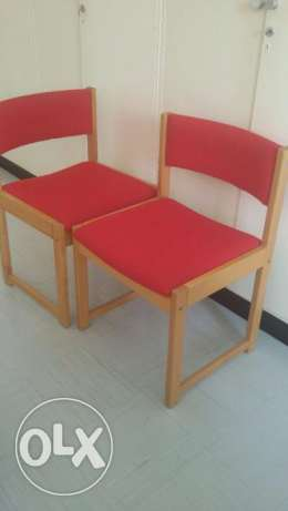 Four Strong Chairs