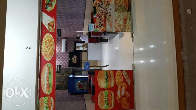 Pizza and coffee shop for sale