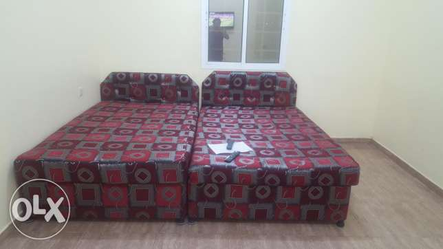 Very clean bed for Sale