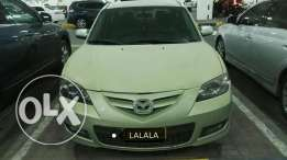 MAZDA 3 car clean and new Mulkia+Insurance Muscat