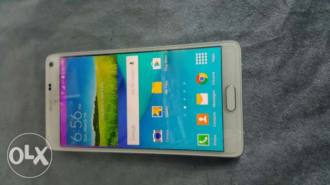 Note 4 good condition 3 gb ram 16 mg frornt 5mg whatsapp available