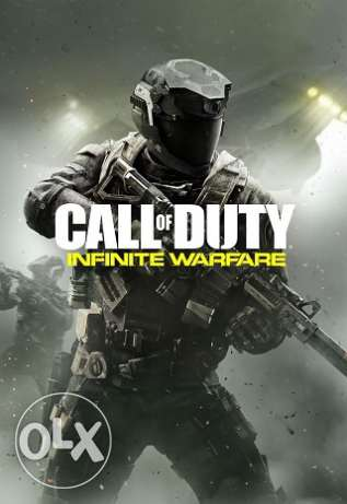 call of duty PS4 infinite warfare only