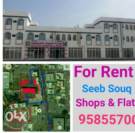 Seeb souq for rent