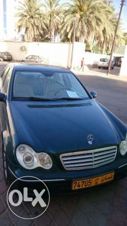 Excellent condition Mercedes-Benz C180, 2004 Model for sale.
