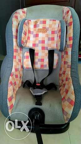 Baby seat for car