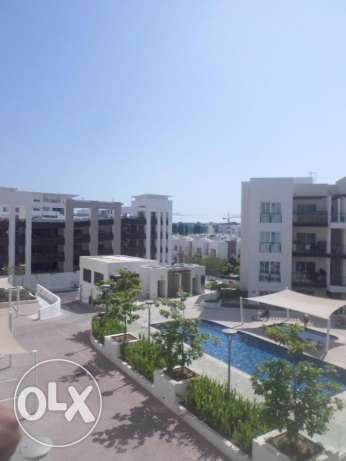 2 BR plus Study Apartment in Al Marsa - Al Mouj Muscat السيب -  6