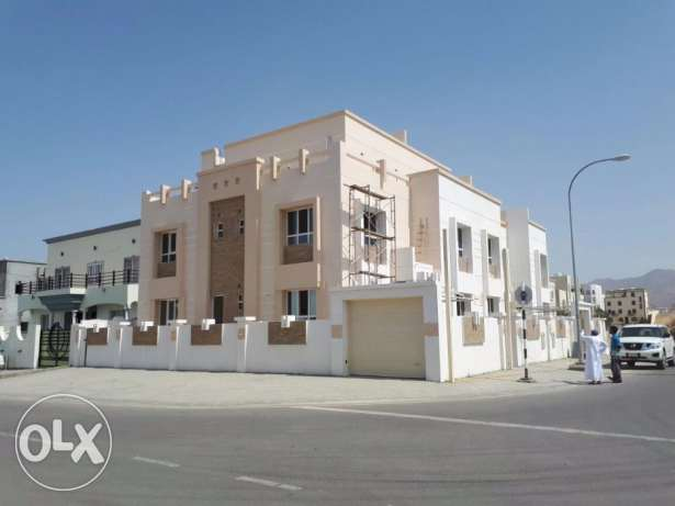 7BHK NEW Attached Villas FOR RENT in Al Ansab near Public Park pp54
