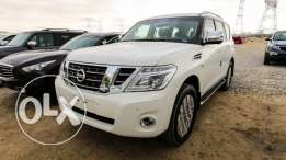 All new 2016 Nissan Patrol ZERO KMS for Sale !!
