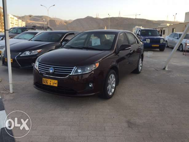 Geely GC 7 - year 2015 - Maroon color