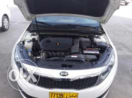 2013 kia optima oman agency free accident in excellent condition