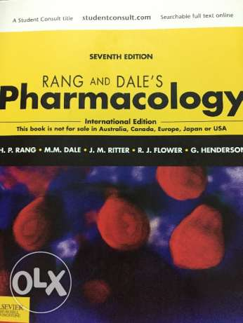Pharmacology textbook for immediate sale