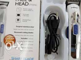 pritech 3d rechargeable head and face trimmer- SPECIAL offer