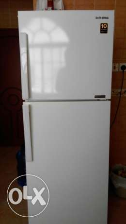 Samsung 360 Ltr, double door Fridge