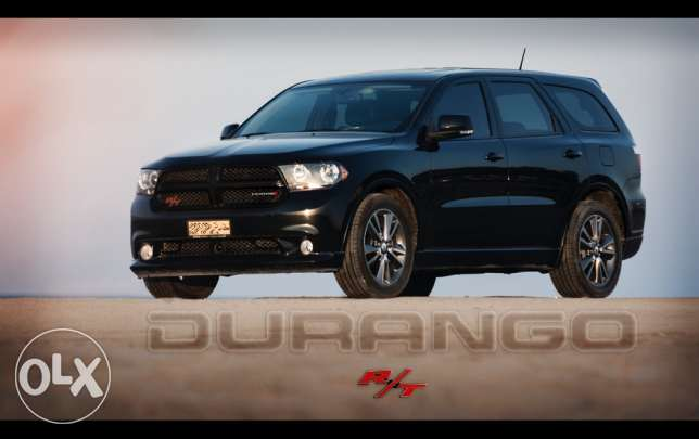 Dodge Durango RT (reduced price_must go)