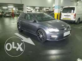Volkswagen golf TSI - R UPGRADED PACKAGE